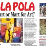'Kala Pola' : Art mart or mart for art ?
